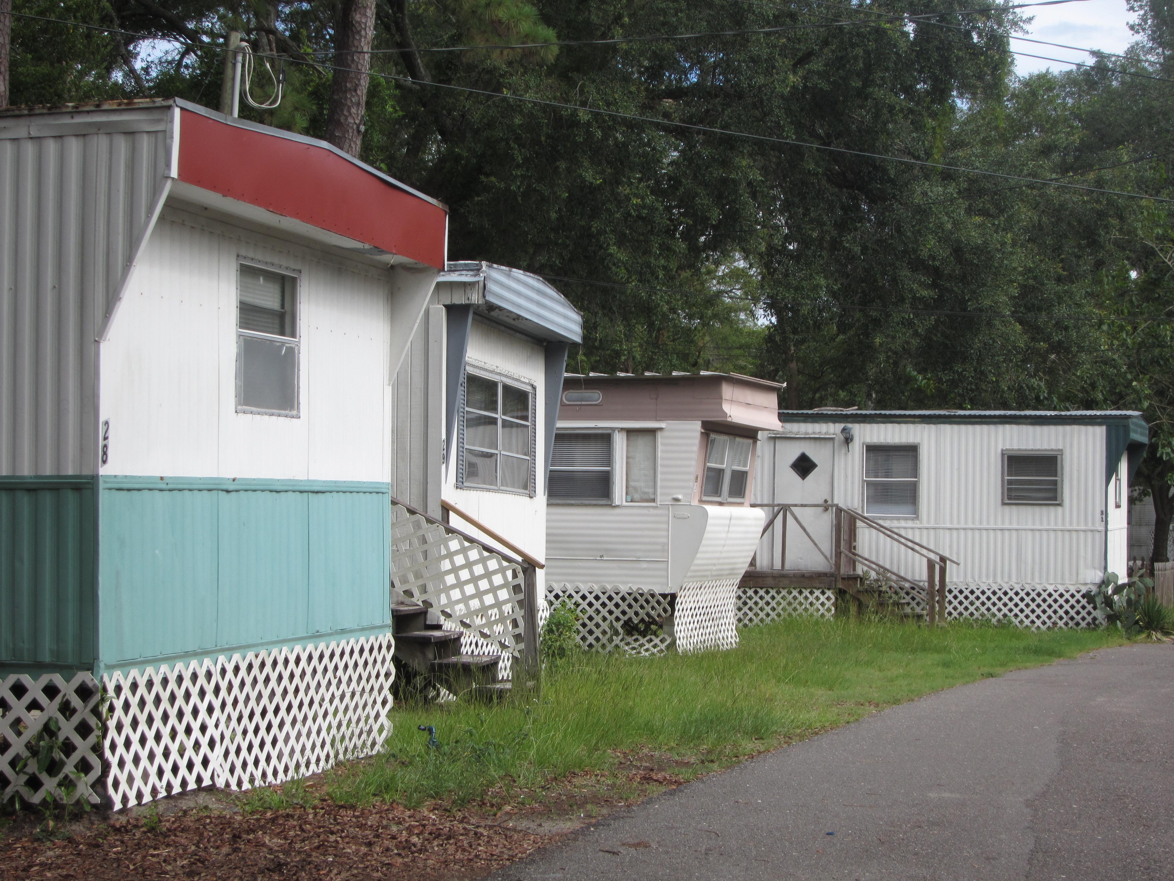 Shamrock Mobile Home Park