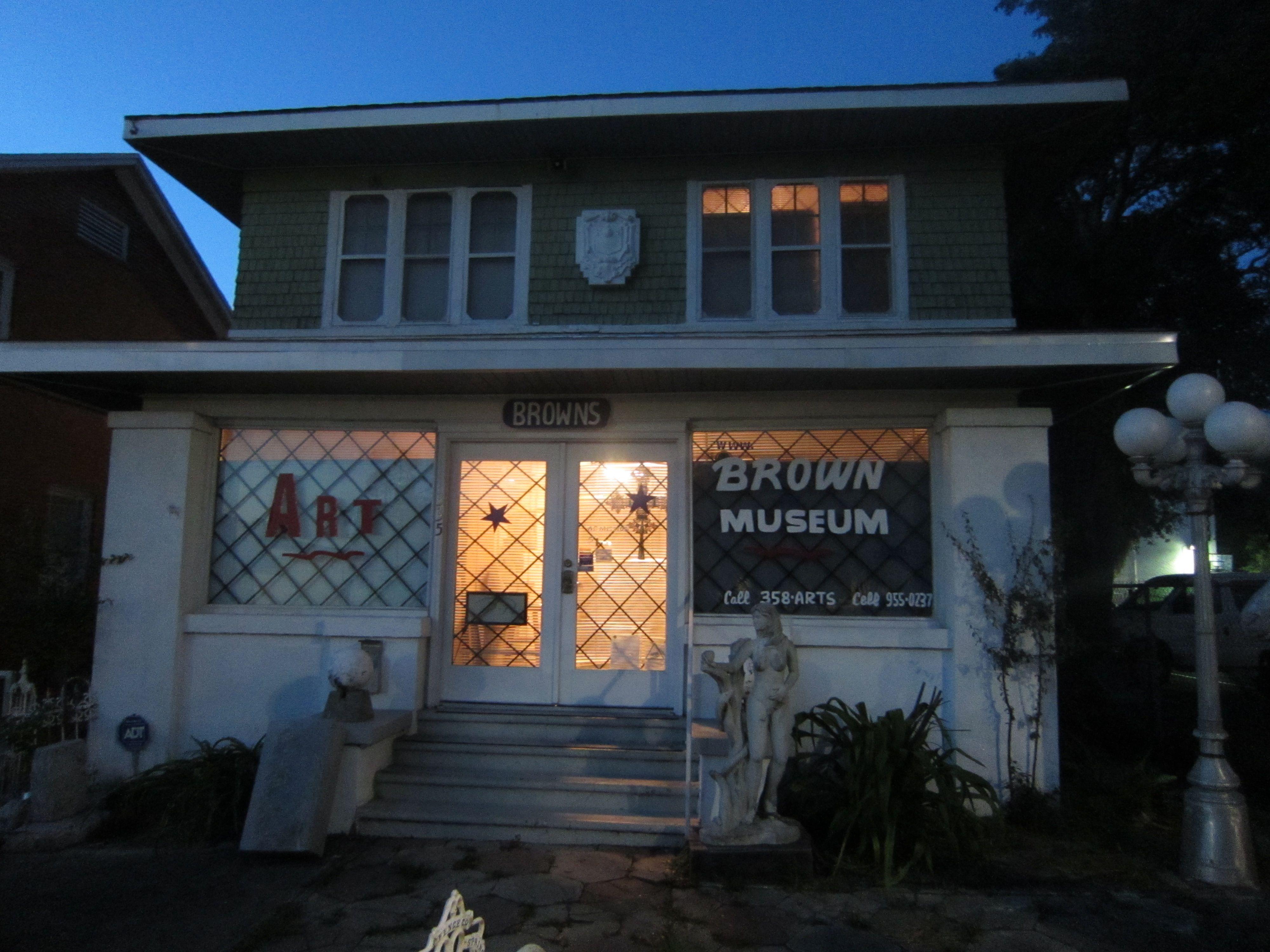 Springfield Brown Museum of Art