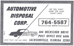 Automotive Disposal Corp