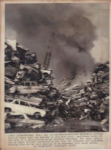 Car Fire 1973