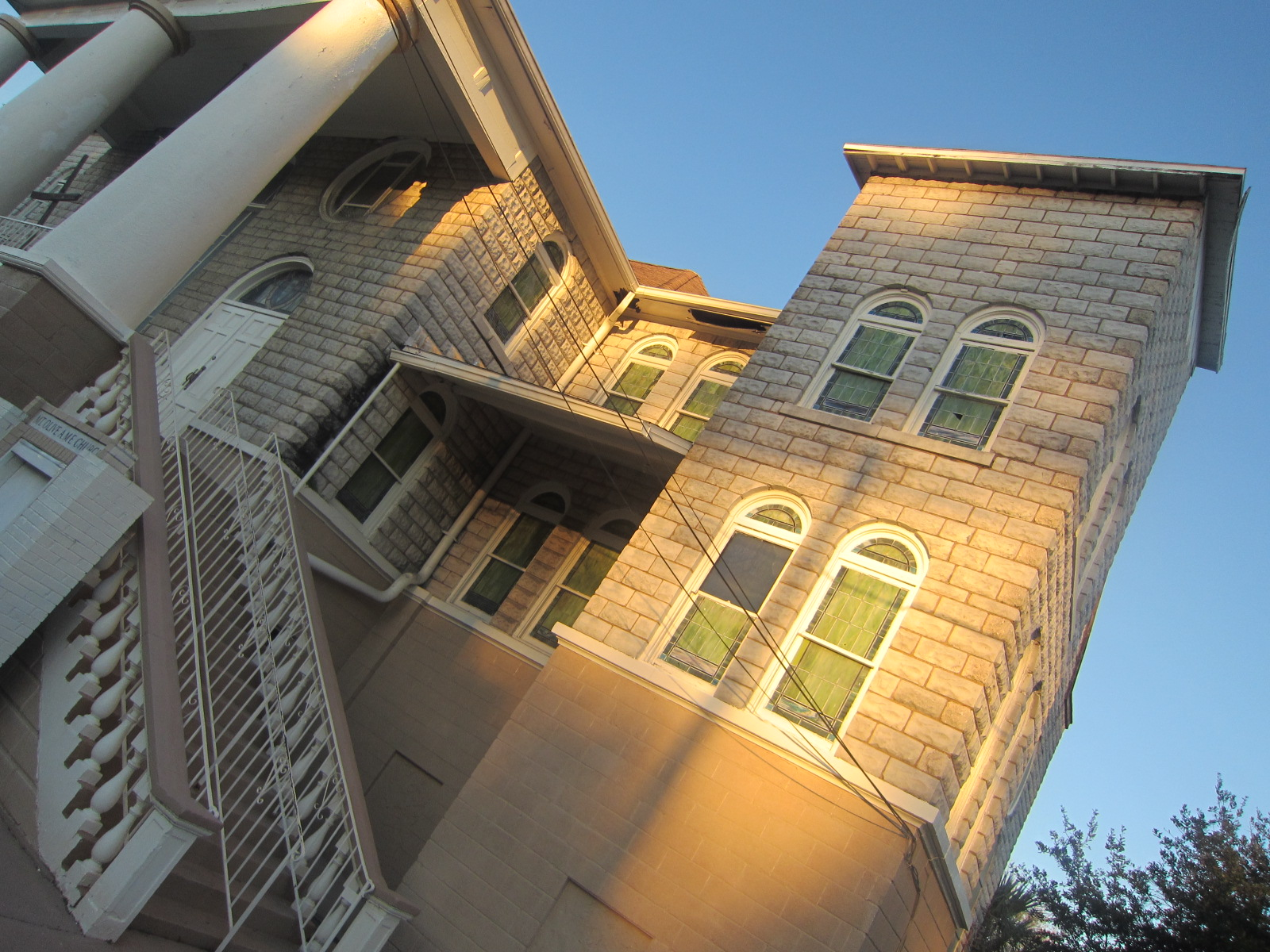 Fairfield Mount Olive A M E Church