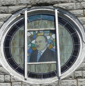 MLK window