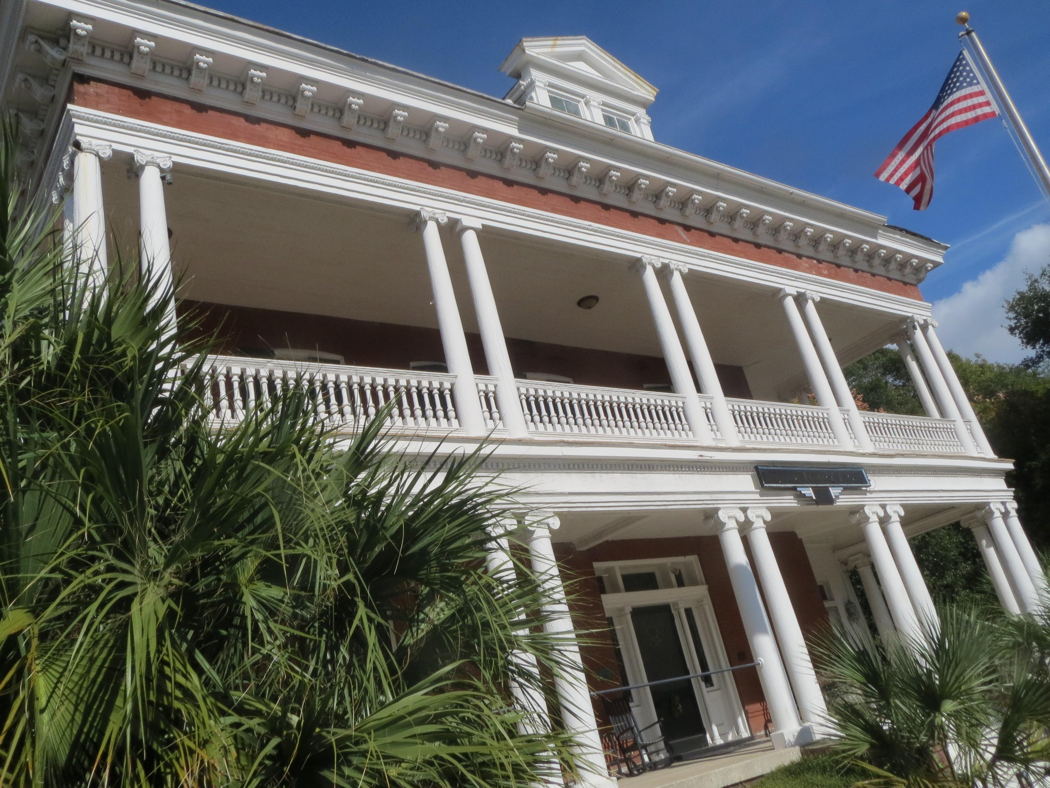 Springfield Barnett Mansion